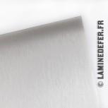 Tôle inox brossée 2000x1000x1 mm