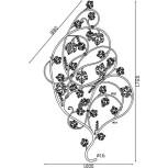 Élément décoratif 15 307