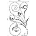 Élément décoratif 15 309