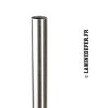 Barreau 1200 mm avec platine Ø100 mm