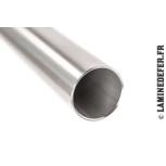 Tube inox Ø 42.4 mm - 1 mètre