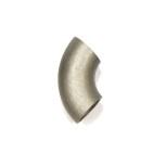 Coude 90° acier 3D pour tube rond Ø 33.7 mm