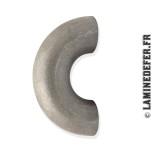 Coude à souder 3D Ø 42.4 mm angle 180°