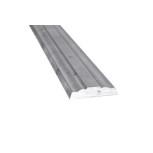 Profil mouluré en aluminium 45x10 L1250 réf. 20450