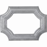 Cadre mouluré en aluminium 218x300 - réf. 20410