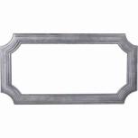Cadre d'applique mouluré en aluminium 295x570 - réf. 20412