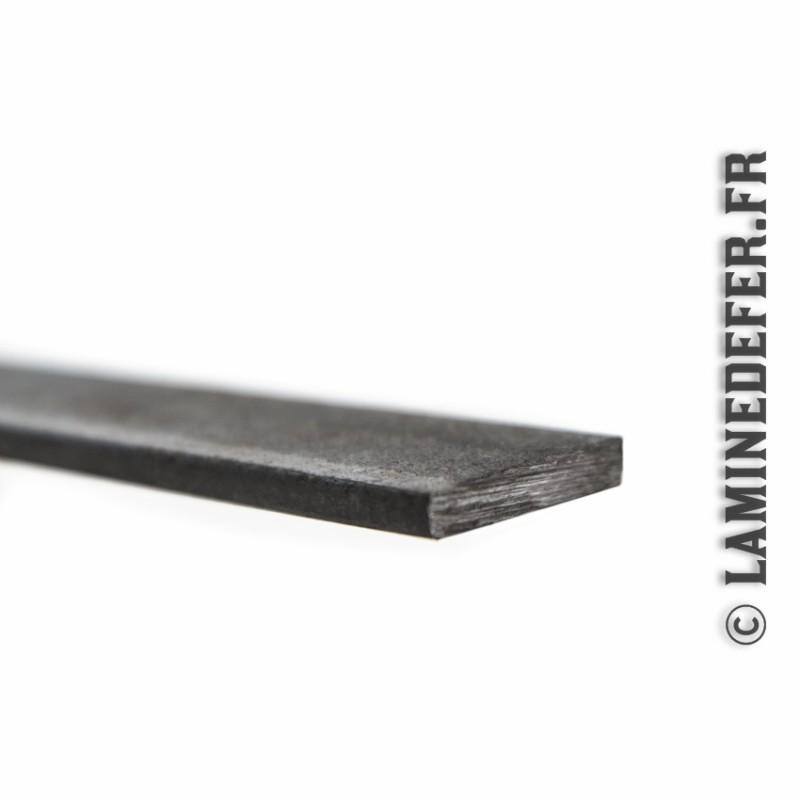 barre de fer plat de 60x4 mm au d tail sur mesure. Black Bedroom Furniture Sets. Home Design Ideas