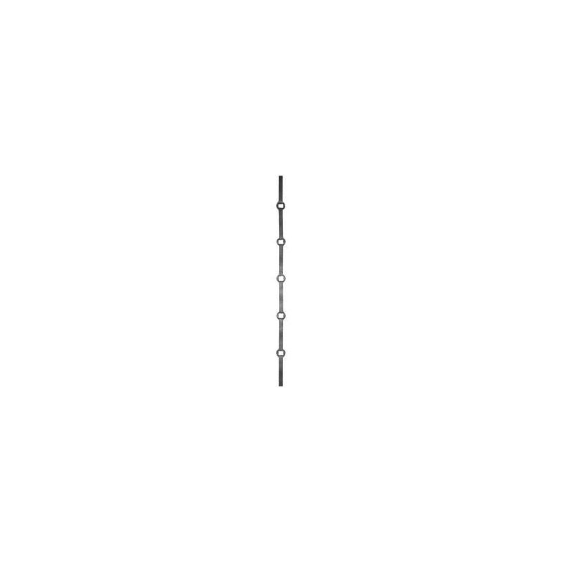 Barre à trous 17 012
