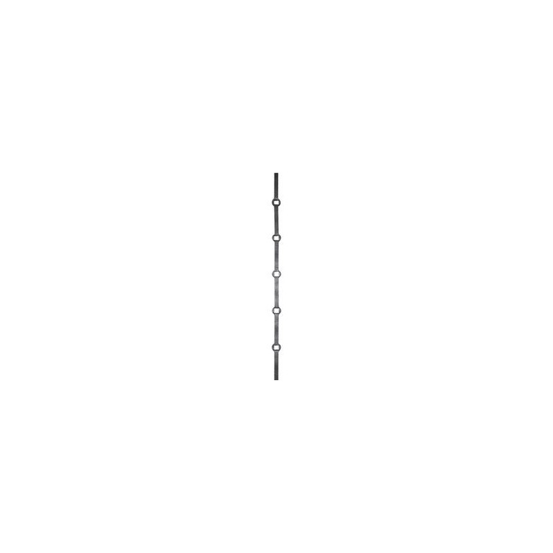 Barre à trous 17 014