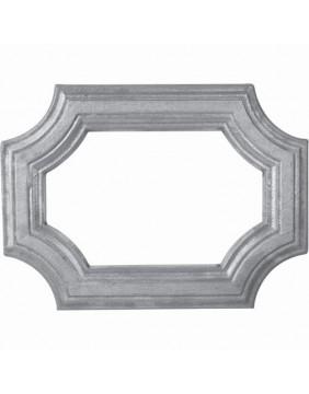 Moulure décorative fonte - aluminium pour cadre